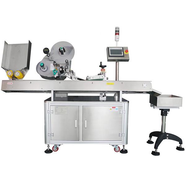 Машина для прикрепления этикеток флакона бутылки минимальной экономии ПК 60-500 автоматическая фармацевтическая