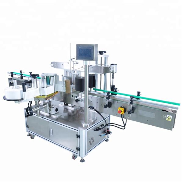 Подгонянная автоматическая машина аппликатора ярлыка для круглой бутылки моющего средства