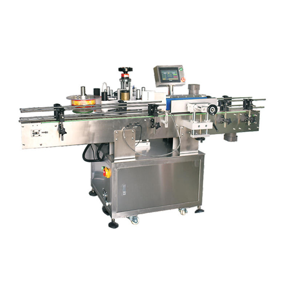 Автоматическая этикетировочная машина с двусторонними наклейками высокой точности