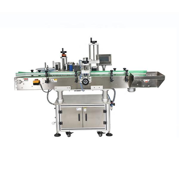 Автоматическая двухсторонняя этикетировочная машина с интеллектуальным управлением PLC