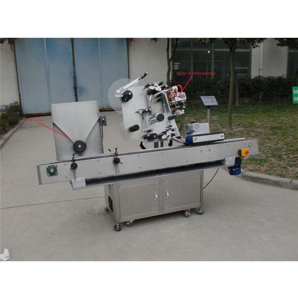 Этикетировочная машина для флаконов с жидкостью для перорального применения