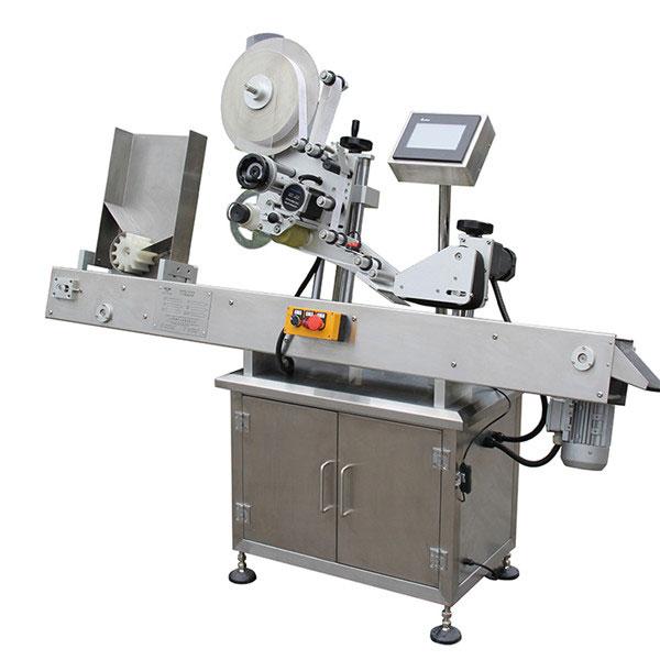 Машина для нанесения этикеток с сенсорным экраном PLC
