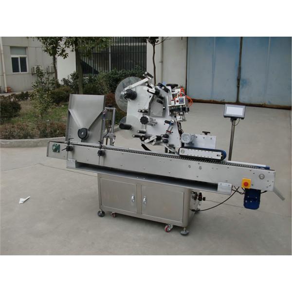 Этикетировочная машина для этикеток с сервоприводом для флаконов Автоматическая трубка для ампул с наклейками