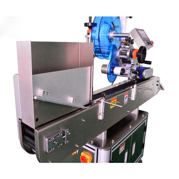 Этикетировочная машина для флаконов из нержавеющей стали для ампул