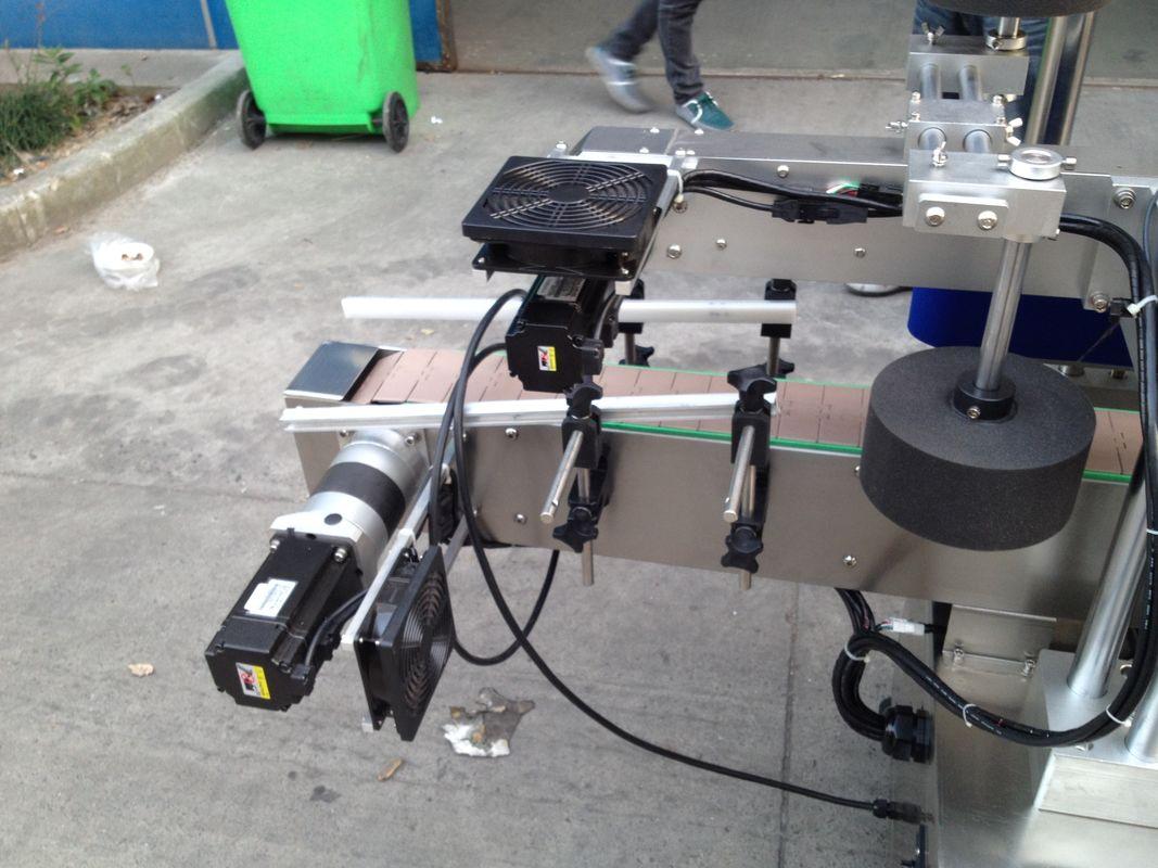 Машина аппликатора ярлыка клея холодного / влажного расплава для круглой бутылки
