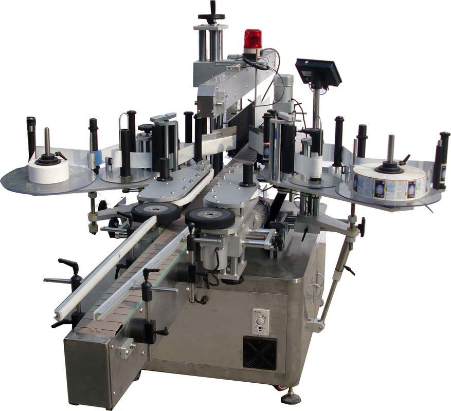 Автоматическая этикетировочная машина с плоской поверхностью для быстрого хода фабрики сумок