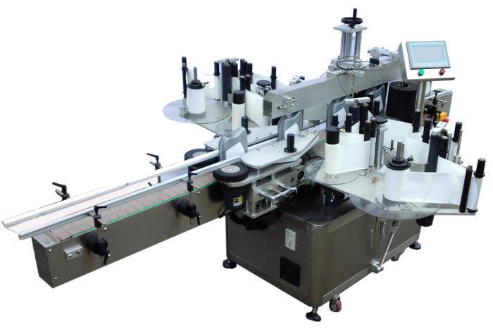 Этикетировочная машина для двухсторонних этикеток из нержавеющей стали SUS304