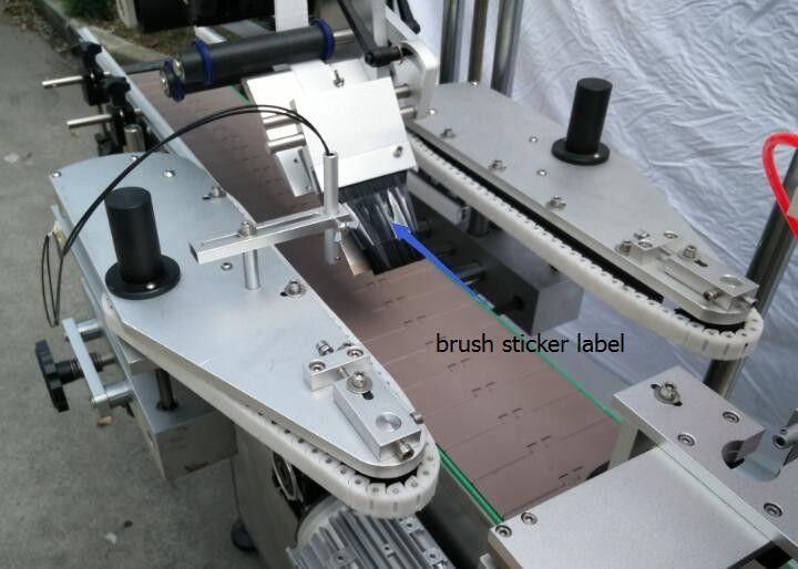Автоматическая машина для прикрепления этикеток стикера круглой бутылки для мотора спицы пивной бутылки
