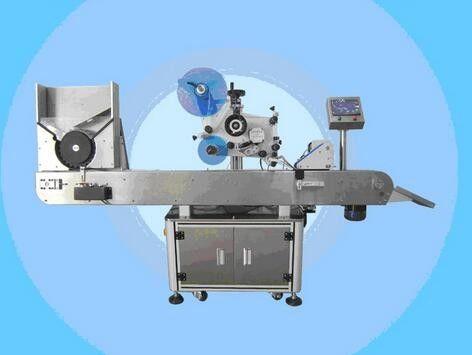 Автоматическая машина стикера ярлыка лака для ногтей машины для прикрепления этикеток пробирки для косметик