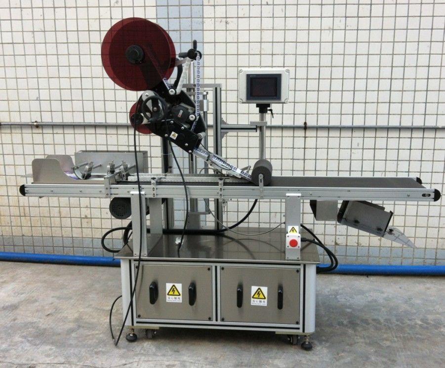 Верхняя этикетировочная машина для масок / нераспространенной коробки / бумажных пакетов