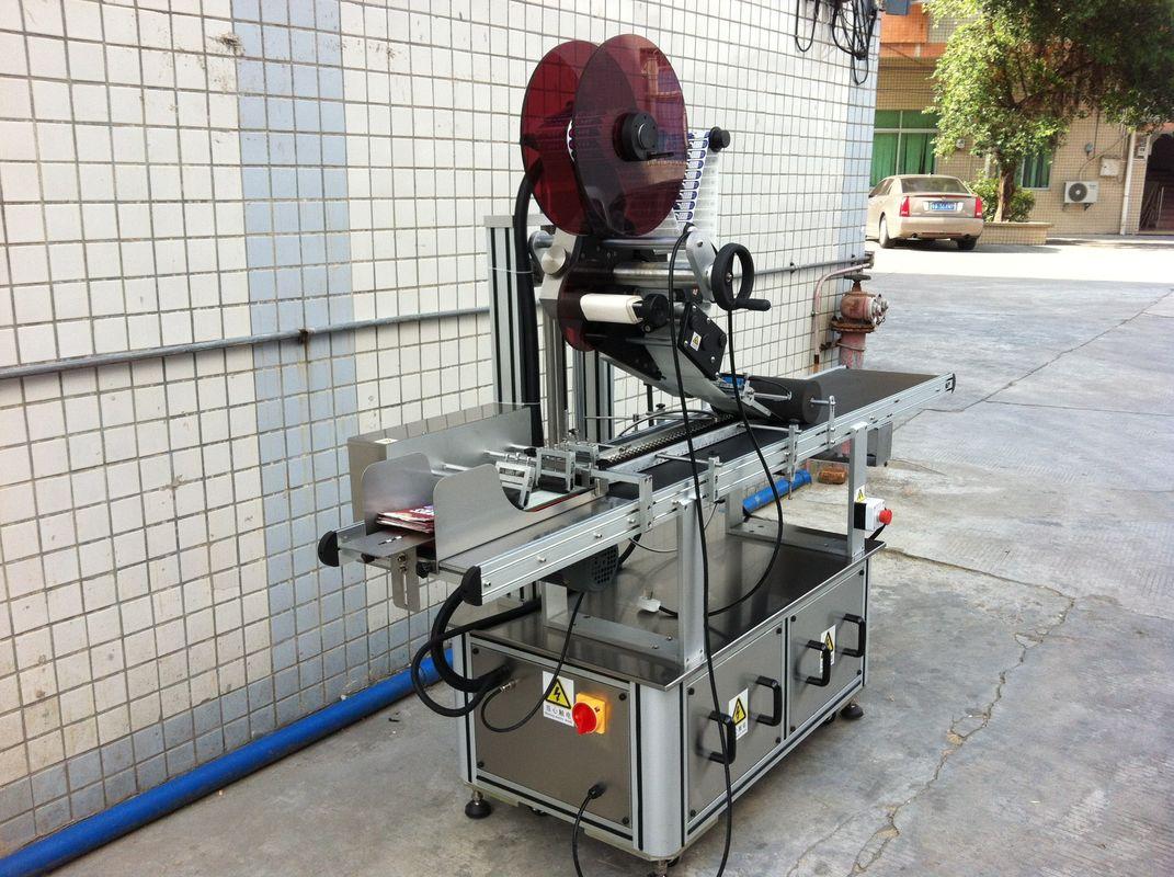 Машина для прикрепления этикеток верхней части электрического привода, машина для прикрепления этикеток стикера собственной личности