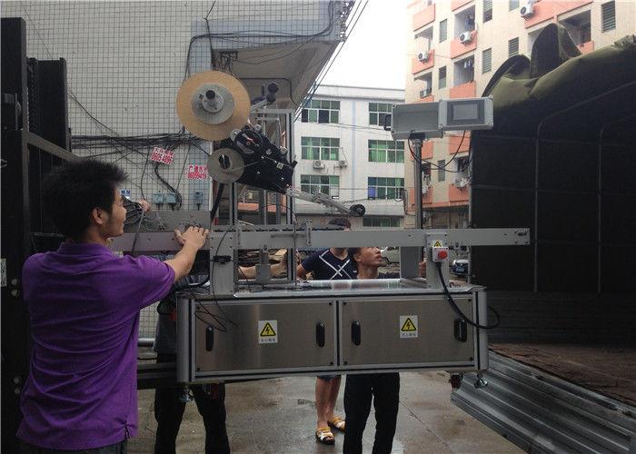 Маска Коместик машины для прикрепления этикеток стикера экрана касания ПЛК автоматическая / маска коробки