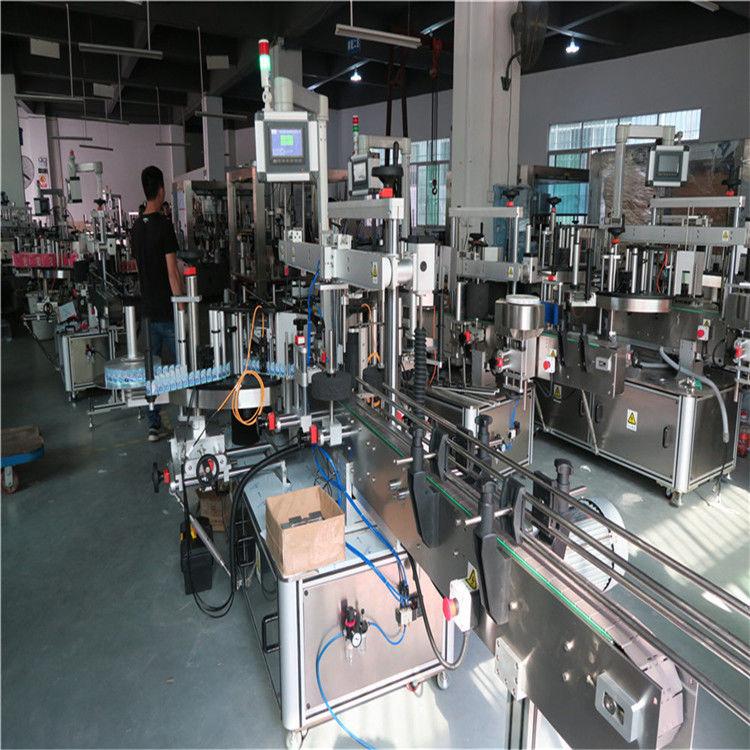 Пластиковая машина для прикрепления этикеток бутылки, машина для прикрепления этикеток бутылки питьевой минеральной воды