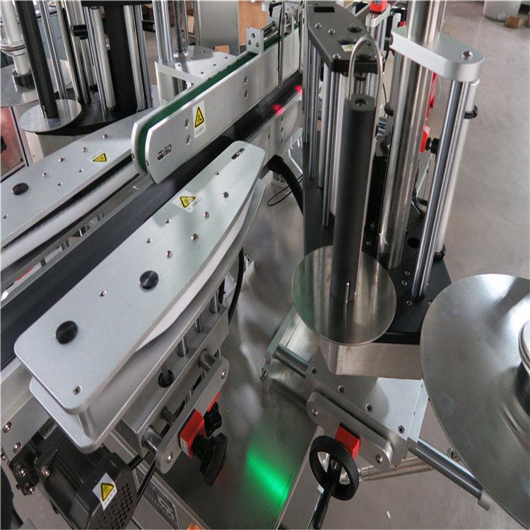 КЭ автоматическая этикетировочная машина стикера, передняя и задняя этикетировочная машина бутылки