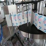 Автоматическая этикетировочная машина для этикеток с шестигранной / двусторонней круглой бутылкой