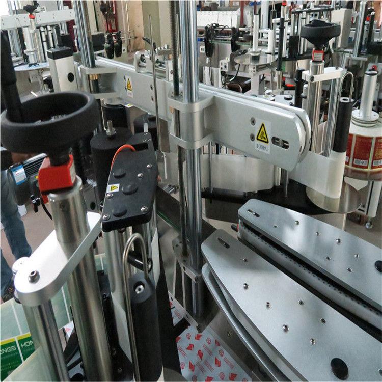 Автоматизированный аппликатор этикеток для круглых / квадратных / субулиформных бутылок