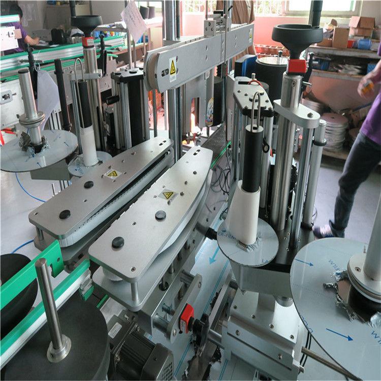 Китайская полностью автоматическая этикетировочная машина для этикеток, Поставщик передней и задней этикетировочной машины для бутылок с водой