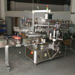 Электрическая машина для прикрепления этикеток с плоской бутылкой высокой точности многофункциональная