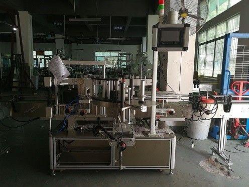 Двухсторонняя этикетировочная машина для пластиковых бутылок / автоматический этикетировщик бутылок