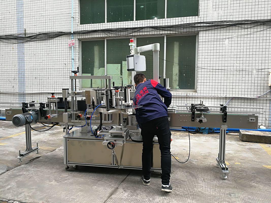 Полностью автоматическая машина для прикрепления этикеток бутылки с водой для бутылки стекла / ЛЮБИМЦА