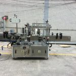 Этикетировочная машина для пластиковых бутылок для этикетировочного оборудования для бутылок с водой
